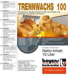 Boyens Release wax 100