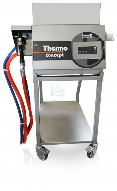 Thermo concept Airmix or Airless (with trolly)